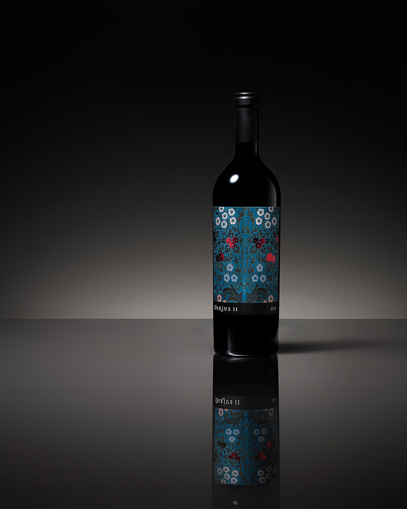 2018 Darius II Bottle